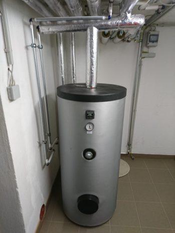 Mehr Heizkomfort mit Pelletsheizung von Installateur Neubauer