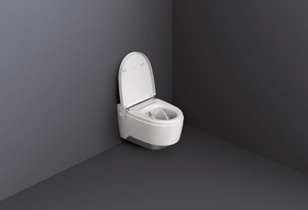 Hygienisch und umweltfreundlich: das Dusch-WC