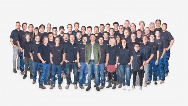 Das Team von Installateur Neubauer in Eggersdorf