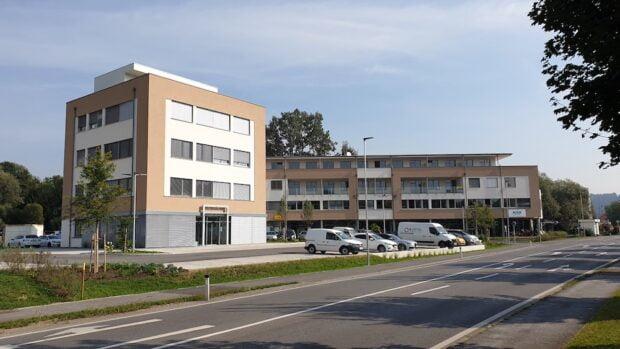 Der neue Lilienpark in Fernitz