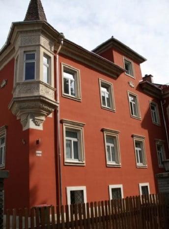 Sanierung Villa Richard Wagner Gasse