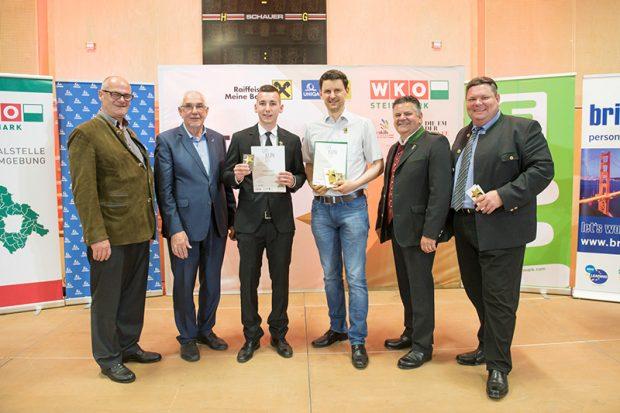 Star of Styria: Ausgezeichnete Lehrausbildung bei Neubauer